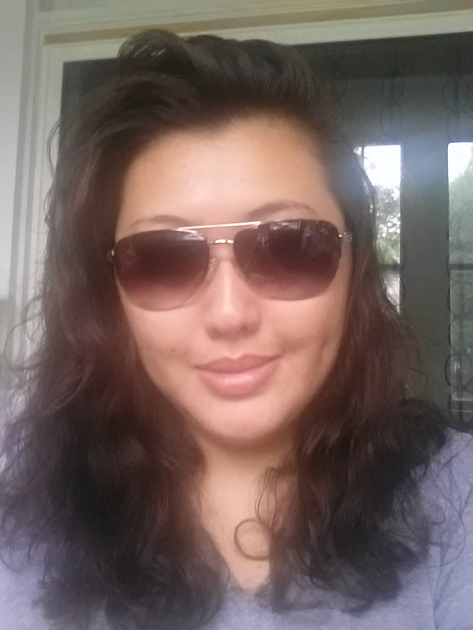 Straight hair perm products - Taken After My Digital Perm Appointment On July 17 2014
